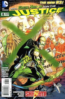 Justice League Vol. 2 (2011-2016) #8