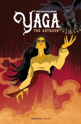 Yaga - The Artbook (Rústica 48 pp) #