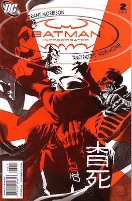 Batman Incorporated Vol. 1 (2011) (Comic Book) #2