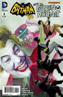 Batman '66 Meets the Green Hornet (Comic-book) #4