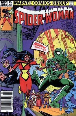 Spider-Woman (Vol. 1 1978-1983) (Comic Book) #45