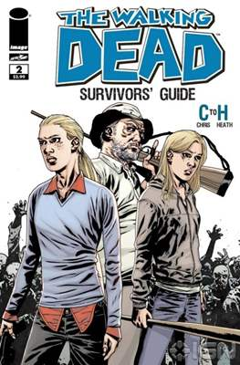 The Walking Dead Survivors' Guide (Grapa) #2