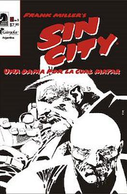 Sin City: Una Dama Por La Cual Matar (Rústica) #2