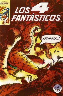 Los 4 Fantásticos Vol. 1 (1983-1994) (Grapa 36-32-24 pp) #41