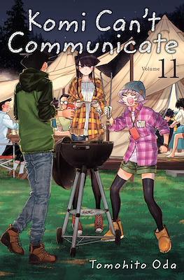 Komi Can't Communicate #11