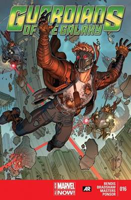 Guardians of the Galaxy Vol. 3 (2013-2015) (Comic-book) #16