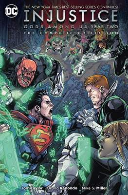 Injustice: Gods Among Us - The Complete Collection (Digital Collected) #2