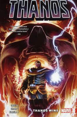 Thanos (2016-2018) (Softcover 136-160 pp) #3