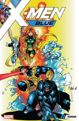 X-Men Blue (TPB Softcover) #0