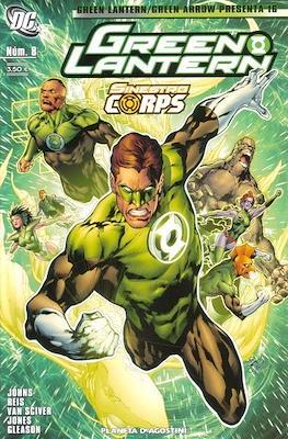 Green Lantern (2007-2008) (Grapa, 48-72 páginas) #8