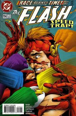 The Flash Vol. 2 (1987-2006) (Comic Book) #114