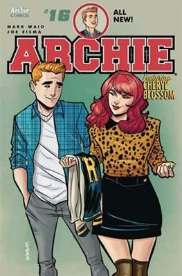 Archie (2015-) (Comic Book) #16