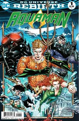 Aquaman Vol. 8 (2016-2021)