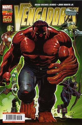 Los Vengadores Vol. 4 (2011-) (Grapa) #7