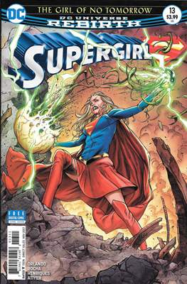 Supergirl Vol. 7 (2016-) (Comic Book) #13