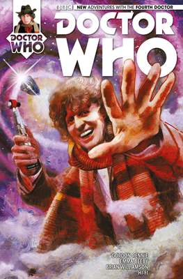 Doctor Who: The Fourth Doctor (Comic Book) #4