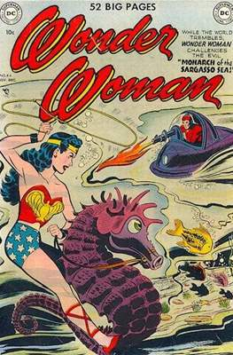 Wonder Woman Vol.1 (1942-1986; 2020-) (Comic Book) #44
