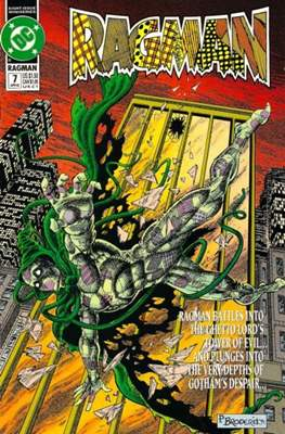 Ragman Vol. 2 (1991-1992) (Comic-book.) #7