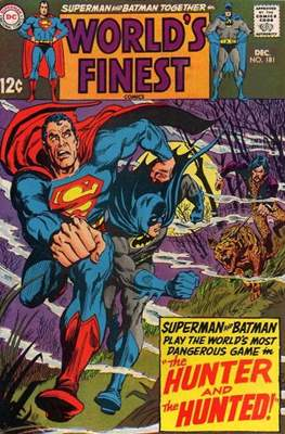 World's Finest Comics (1941-1986) (Grapa) #181