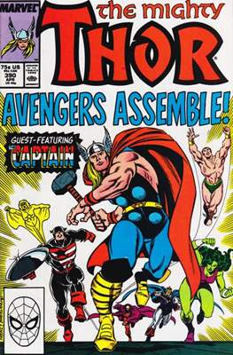 Journey into Mystery / Thor Vol 1 (Comic Book) #390