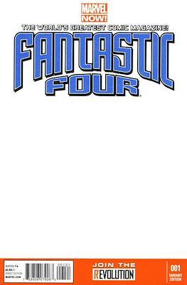Fantastic Four Vol. 4 (Variant Cover)