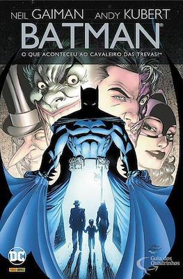 Batman - O que Aconteceu ao Cavaleiro das Trevas?