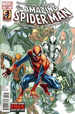 The Amazing Spider-Man Vol. 2 (1999-2014) (Comic-Book) #692