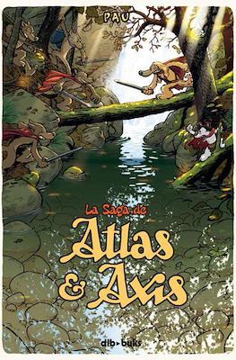 La Saga de Atlas & Axis (Cartoné 80 pp) #1