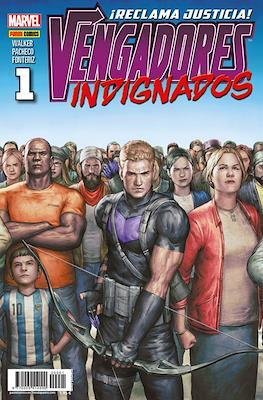 Vengadores Indignados (2017) (Grapa) #1