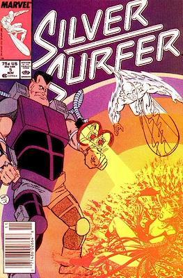 Silver Surfer Vol. 3 (1987-1998) #5