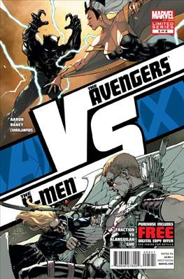 AvX: Vs (Avengers vs. X-Men) (Comic Book) #5
