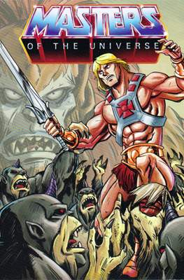 Masters of the Universe (2020) (Grapa 6 pp) #1
