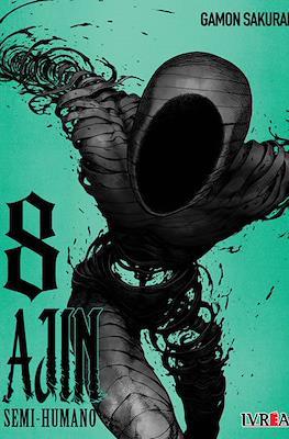 Ajin: Semi-Humano (Rústica) #8