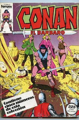 Conan el Bárbaro Vol.1 #11