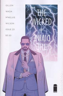 The Wicked + The Divine (Comic Book) #23