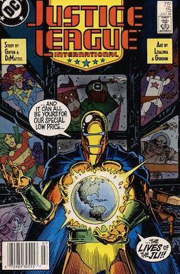 Justice League / Justice League International / Justice League America (1987-1996) (Comic-Book) #15