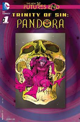 The New 52 Futures End:Trinity of Sin: Pandora