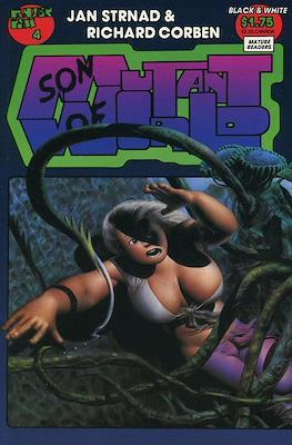 Son of Mutant World (Comic Book) #4