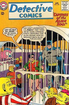 Detective Comics Vol. 1 (1937-2011; 2016-) (Comic Book) #326