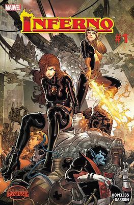 Inferno (Comic-book) #1