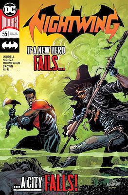 Nightwing Vol. 4 (2016-) (Comic-book) #55