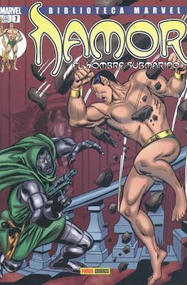 Biblioteca Marvel: Namor (2006-2007) #7