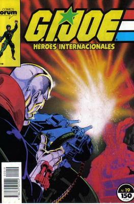 Comando G.I.Joe (Grapa. 19x27. 32 páginas. Color.) #19
