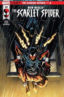 Ben Reilly: The Scarlet Spider (Comic-book) #10
