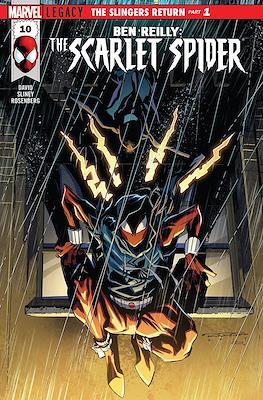 Ben Reilly: The Scarlet Spider #10