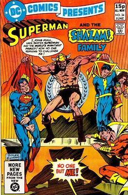 DC Comics Presents: Superman (Grapa) #34