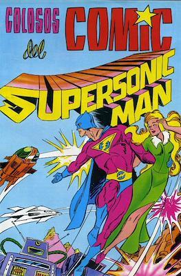 Colosos del Cómic: Supersonic Man