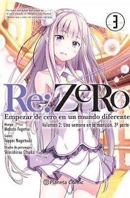 Re:ZeRo - Empezar de cero en un mundo diferente (Rústica) #5