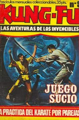 Kung-Fu #9