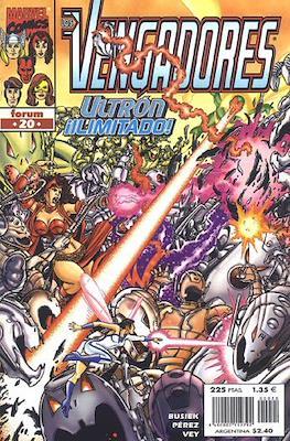 Los Vengadores vol. 3 (1998-2005) #20